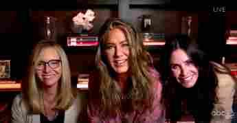 Jennifer Aniston, Courteney Cox y Lisa Kudrow