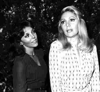 Verónica Castro y Jacqueline Andere