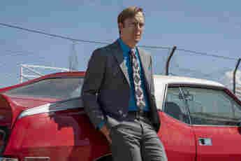Bob Odenkirk in 'Better Call Saul'.