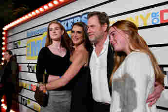 Brooke Shields Bikini Photo With Her Daughters In 2021 family children pictures new husband age 56