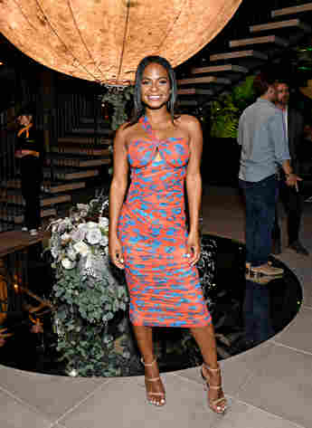 Christina Milian attends 'A Midsummer Daydream' TCA afterparty at Spring Place on July 24, 2019 in Beverly Hills, California