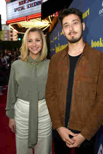 Lisa Kudrow and Julian Murray