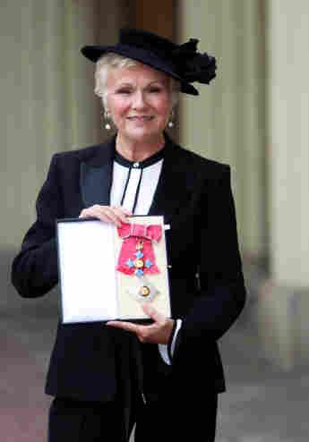 Julie Walters es nombrada miembro de la Orden del Imperio Británico en 2017