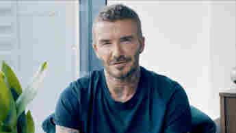 David Beckham Sends Sweet Valentine's Note To Kobe Bryant's Kids