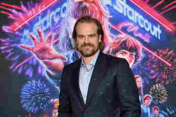 """David Harbour Says He Had """"Really Given Up"""" On Acting Before 'Stranger Things' Role"""