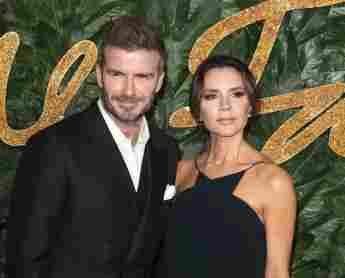 David y Victoria Beckham cumplen 21 años de casados