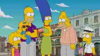 Elenco de personajes de The Simpsons Quiz