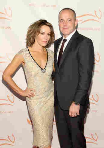 This is Dirty Dancing star Jennifer Grey's husband Clark Gregg