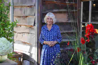 Duchess Camilla Shares Her Favourite Reading Spot In New Photo