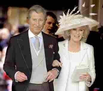 Duchess Camilla: The Only Royal Bride Who Did Not Wear A Crown In Wedding
