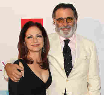 Gloria Estefan y Andy García