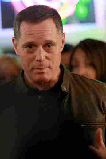 Jason Beghe en una escena de la serie 'Chicago P.D.'