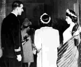 See The First Photos Of Queen Elizabeth And Prince Philip In Public Together