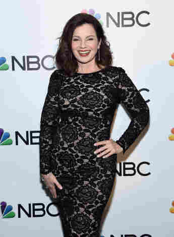 """Fran Drescher Happy Being Single - Says She's """"In A Relationship"""" With Herself"""