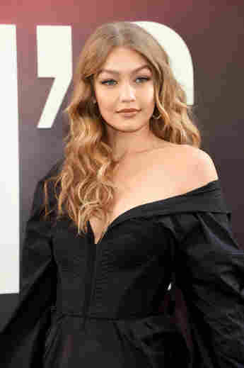 """Gigi Hadid attends the """"Ocean's 8"""" World Premiere at Alice Tully Hall on June 5, 2018 in New York City"""