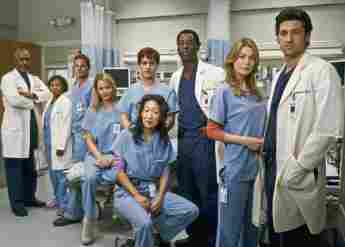 Elenco de 'Grey's Anatomy'