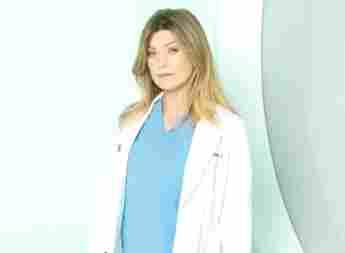 Ellen Pompeo en 'Grey's Anatomy'