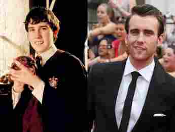 """'Harry Potter's' Matthew Lewis Says It's """"Painful"""" To Watch The Series"""