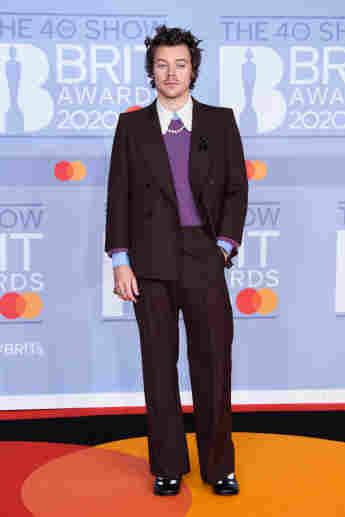 Harry Styles asiste a los BRIT Awards 2020, 18 de febrero de 2020
