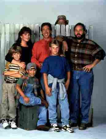 El elenco de 'Mejorando la casa'