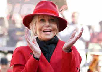 "Jane Fonda Launches Virtual 'Fire Drill Fridays' On TIkTok: ""Google Me"""