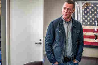 Jason Beghe en 'Chicago P.D.'