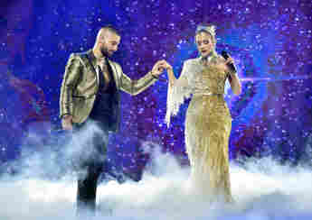 Maluma y Jennifer Lopez