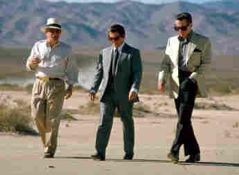 Martin Scorsese, Joe Pesci y Robert De Niro