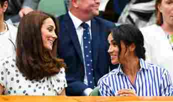 Kate Middleton And Meghan Markle Repairing Their Relationship