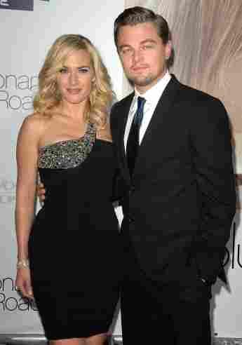 Kate Winslet y Leonardo DiCaprio