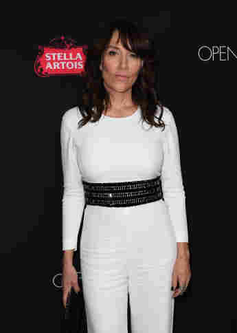 """Actress Katey Sagal arrives for the Los Angeles premiere of """"Bleed for This"""" on November 2, 2016."""