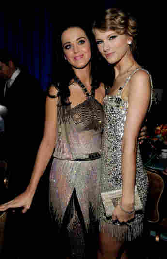 Katy Perry Shares Why She And Taylor Swift Ended Their Feud