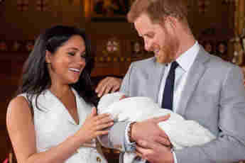 Lilibet Diana and Archie Could Receive Titles When Prince Charles Becomes King