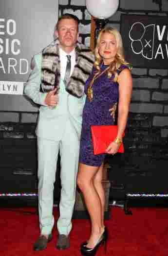 Macklemore Welcomes Baby Number Three With Wife Tricia Davis!
