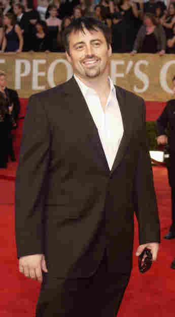 Matt LeBlanc at the 30th Annual People's Choice Awards in Pasadena, California, 2004.