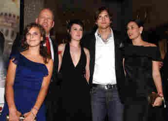 Meet Bruce Willis's Family