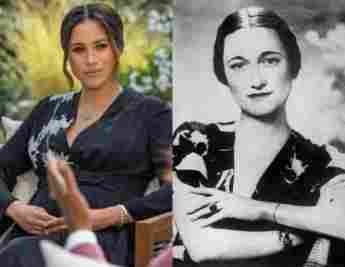 Meghan Markle and Wallis Simpson's Similarities and Differences