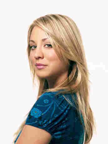 Kaley Cuoco en una imagen promocional de la serie 'The Big Bang Theory'