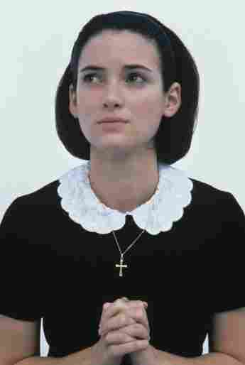 """Winona Ryder played """"Charlotte Flax"""" in 'Mermaids'"""