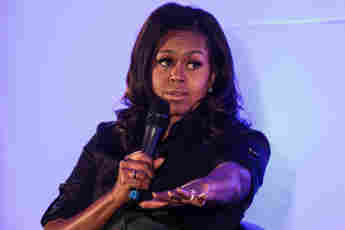 Michelle Obama Opens Up About Mental Health During Pandemic