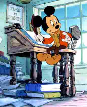"""Mickey's Christmas Carol"" (1983)"
