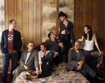 """El elenco de """"NCIS"""" en el día"""