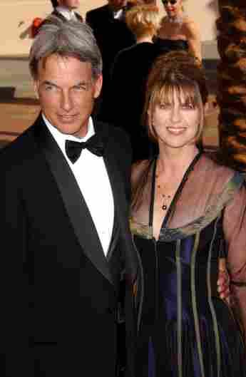 Mark Harmon y Pam Dawber