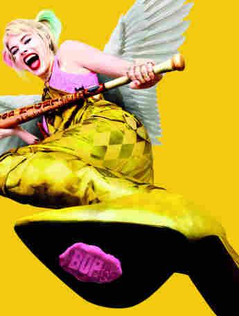 Movie poster 'Harley Quinn: Birds of Prey'