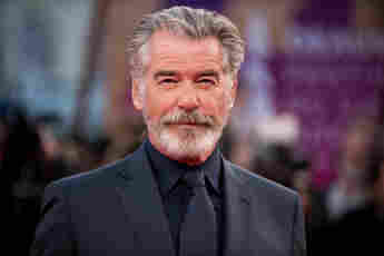 """Pierce Brosnan Reveals Painting Helped Him At """"A Very Hard Time"""" In His Life"""