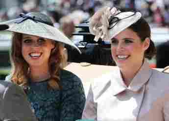 Princess Beatrice and Princess Eugenie Quiz