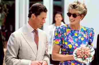 Príncipe Carlos y Princesa Diana