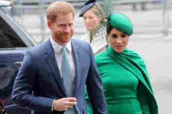 duchess meghan prince harry most influential couple in 2021