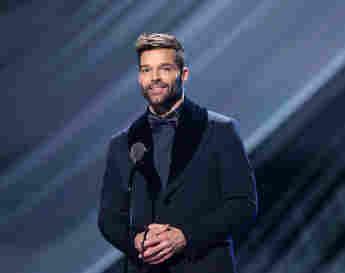Ricky Martin Reveals That His Kids Critique His Performances