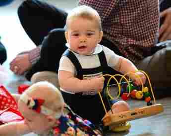 Royal Family Celebrate Prince George's 8th Birthday